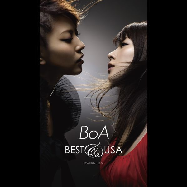 BoA – BEST & USA (FLAC + ITUNES PLUS AAC M4A)