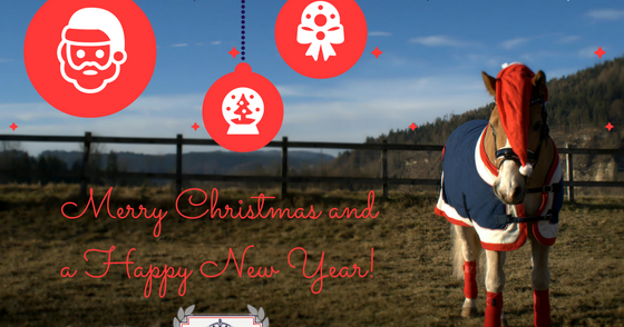 Hay Hay Hay: A Very Merry Christmas and a Happy New Year From Hafl!