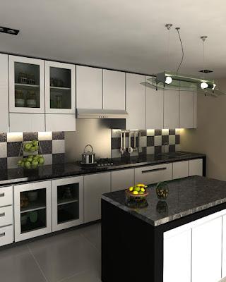 Beberapa Tips Untuk Desain Kitchen Set Minimalis