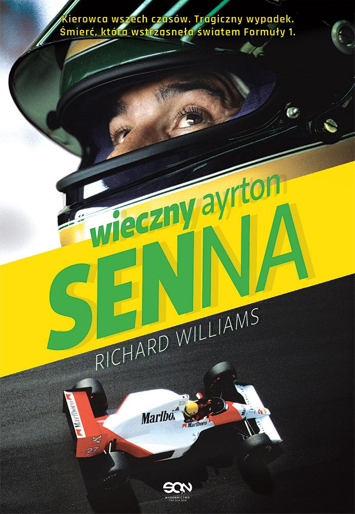 """""""Przekraczałem granice, ale nadal chciałem jeszcze więcej."""" – Ayrton Senna"""