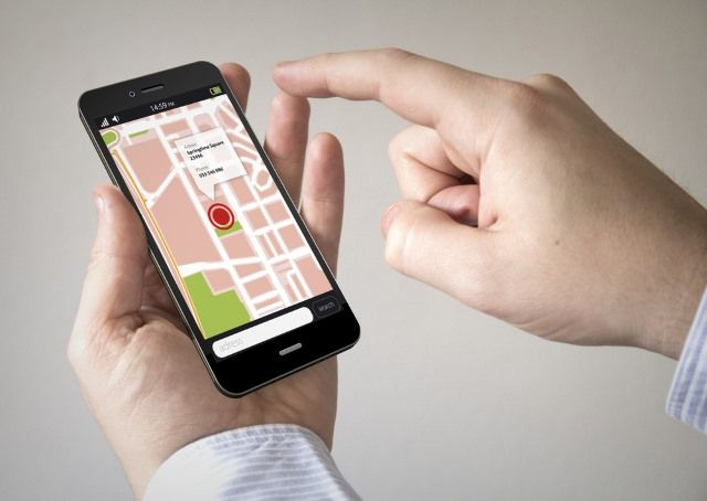 Install a GPS Tracker on a Smartphone