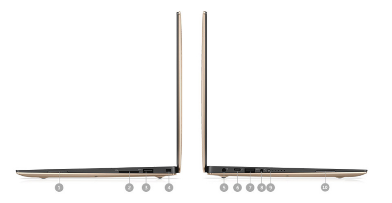 Dell XPS 13 nâng cấp cấu hình lên Kaby Lake R
