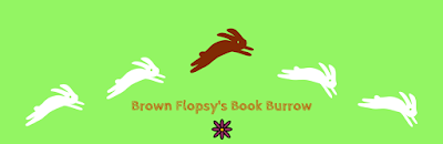 Brown Flopsy's Book Burrow