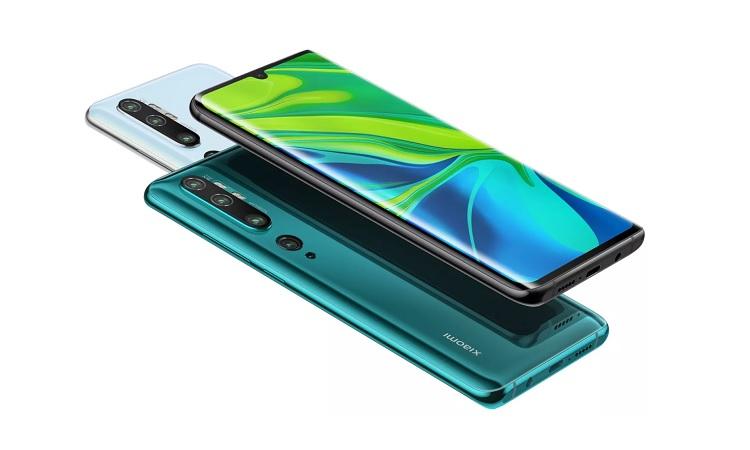 Xiaomi Mi Note 10, Mi Note 10 Pro Now Official