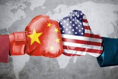 China VS Amerika