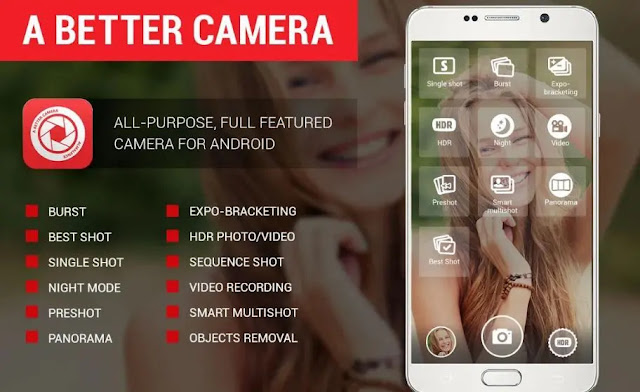 2.  A Better Camera
