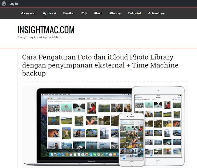 website Insightmac.com
