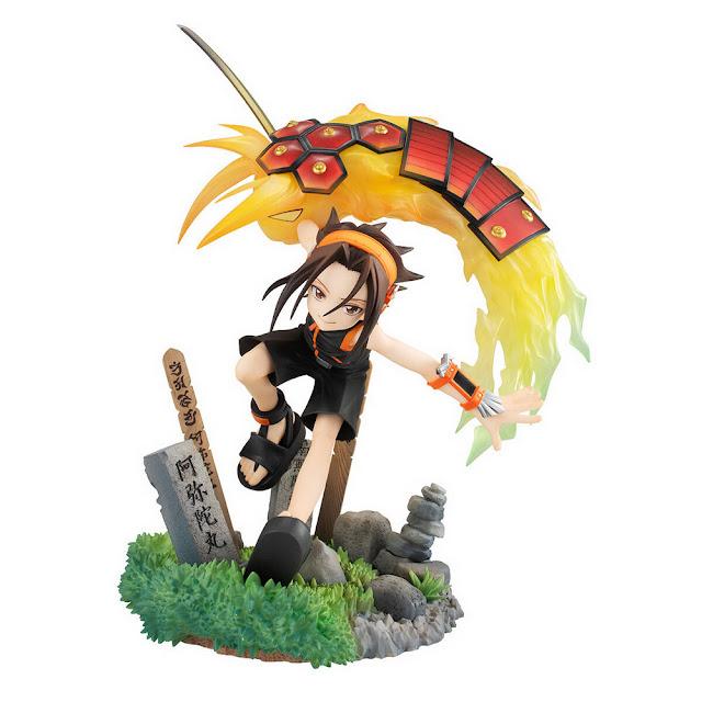 Shaman King – Asakura Yoh Lucrea, Megahouse