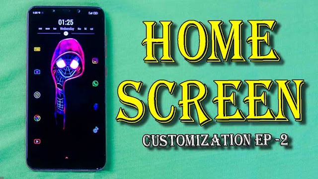 Customize Your Android Phone Like This l Home Screen Setup Ep - 02