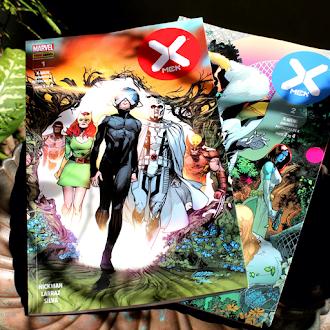 Uma nova era para os mutantes começa em Dinastia X e Potência de X