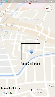 Cara Menjalankan Google Maps Secara Offline di Android (Tanpa Koneksi Internet)