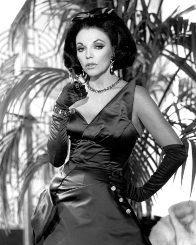LEGENDARY DAME!: PHOTO OF THE DAY : FEMME FATALE JOAN