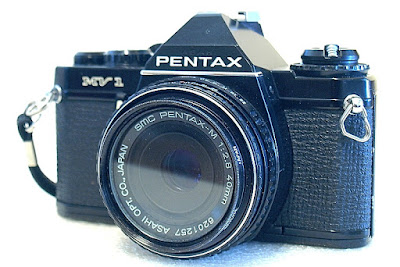 Pentax MV1, SMC Pentax-M $0mm F2.8