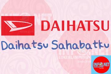 Lowongan Kerja Lampung Sales Astra Daihatsu
