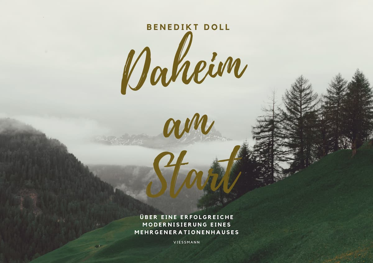 Daheim am Start mit Benedikt Doll und seinem Sponsor Viessmann