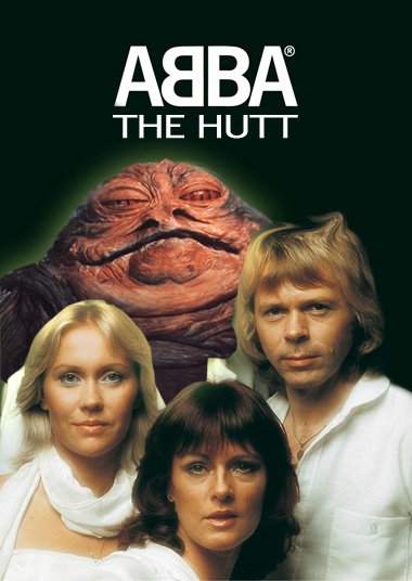 Funny Abba the Hutt Picture