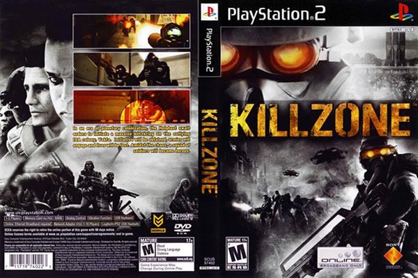Descargar Killzone para PlayStation 2 en formato ISO región NTSC y PAL en Español Multilenguaje Enlace directo sin torrent. Argumento Killzone se centra en el control del capitán Jan Templar miembro de ISA que con la ayuda de su equipo, tendrá como objetivo repeler la invasión de los Helghast y hacerlos retroceder a cualquier precio.