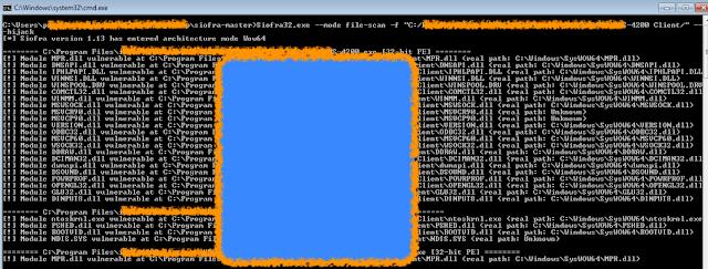Detectando potenciales DLL Hijacking en Aplicativo Windows imagen