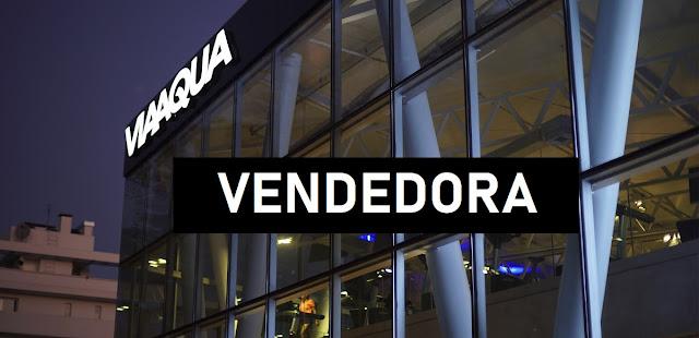 Vendedora - AQUASPA