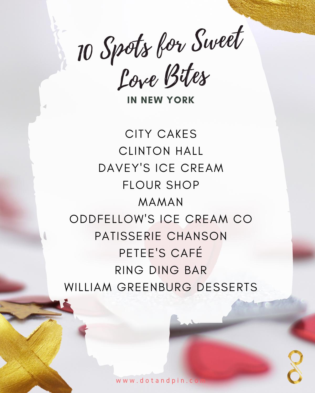 NYC Love Bites