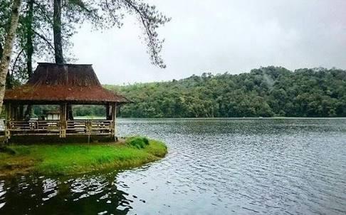 Situ Patenggang Objek Wisata Alam Di Bandung Selatan