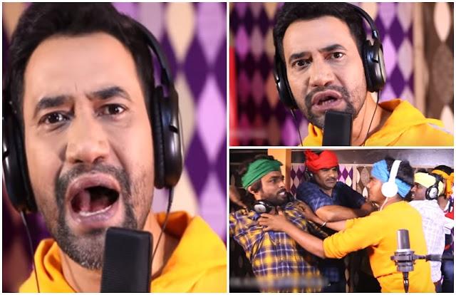 "SO SORRY' Holi Mein Suchana Jaari Ba   Superhit Holi Song 2020   Dinesh Lal Yadav ""Nirahua"