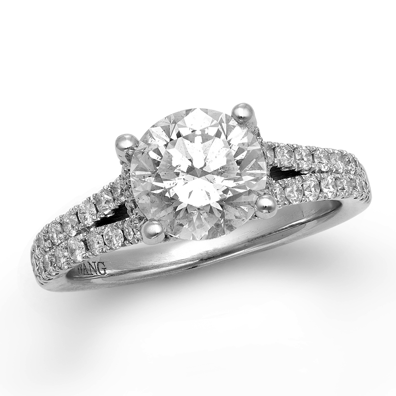 2ct engagement rings #11