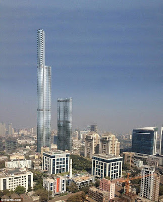 Lodha the World One Towers