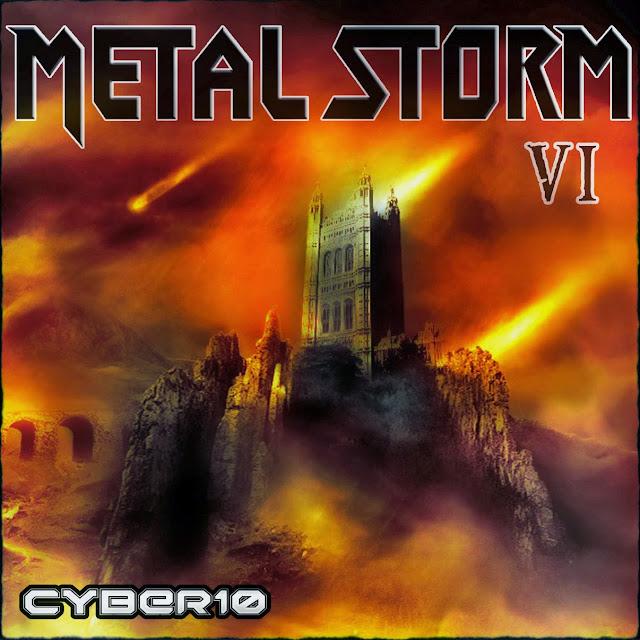 CYBER10 Metal Storm Melodic Epic Folk Melodic Symphonic Brazilian Finnish Finland Suomi
