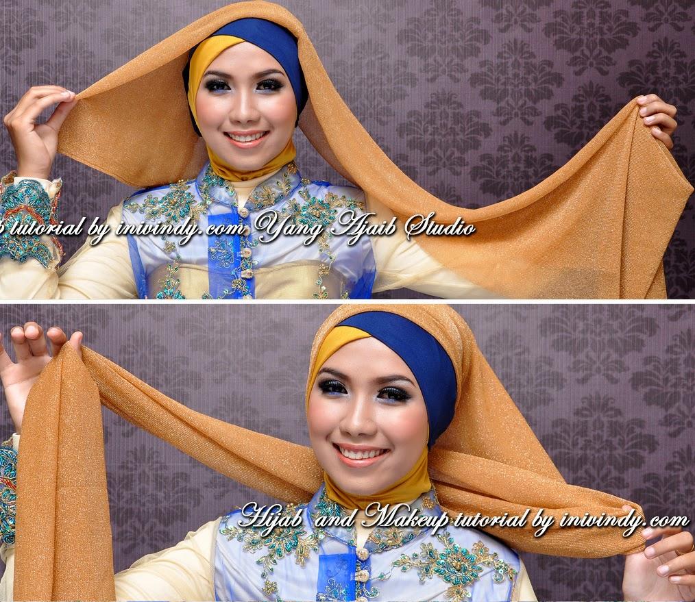Ini Vindy Yang Ajaib Makeup Natural Dan Tutorial Hijab Wisuda