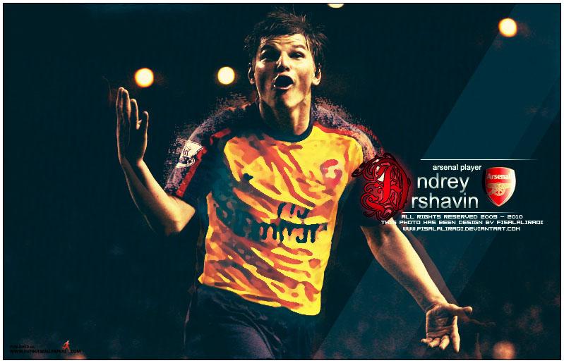 Football Stars Wallpapers Andrei Arshavin Wallpapers