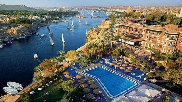 Egypt is the gift of the Nile