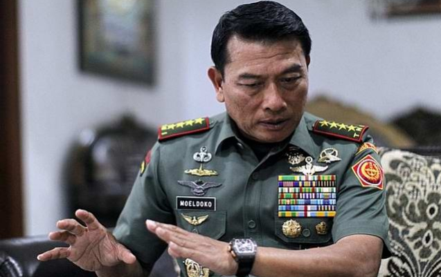 Jenderal Moeldoko: Prajurit TNI Wajib Patuh Pada Pimpinan