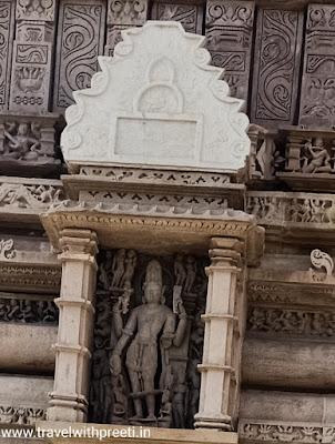 खजुराहो मंदिर की मूर्तियां - Khajuraho ki Murti
