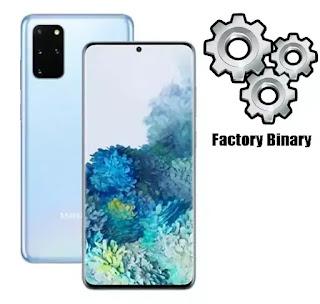 Samsung Galaxy S20+ SM-G986U1 Combination Firmware