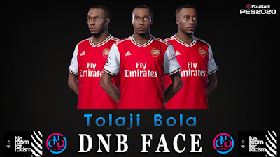 PES 2020 Faces Tolaji Bola by DNB