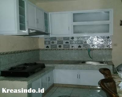 Ingin Desain Dapur Rumah Tak Lekang Oleh Waktu? Kitchen Aluminium ACP Solusinya!