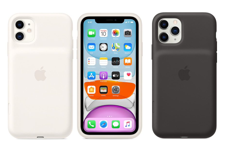 Smart Battery Cases for the iPhone 11