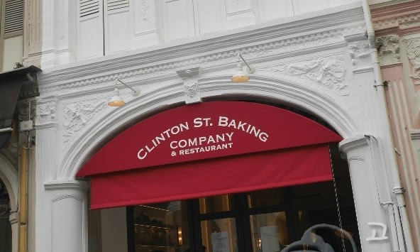 Clinton Street Baking Co: NYC brunch in SG