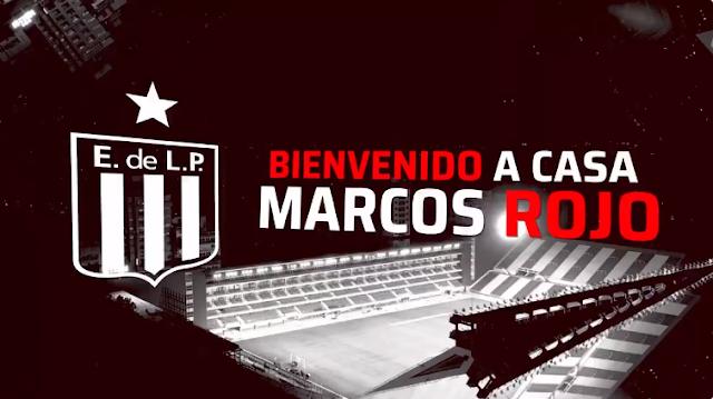 OFFICIAL: Man Utd defender Marcos Rojo joins Estudiantes on loan