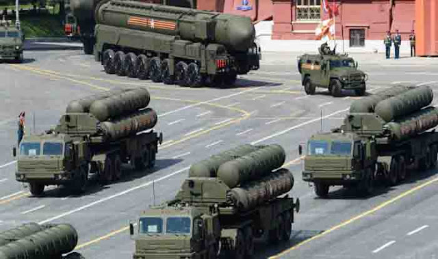 Russia is working hard to supply S-400 missile system to India.