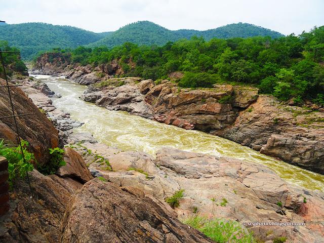 Mekedatu Beautiful Panoramic View, Kanakapura, Bangalore, Karnataka