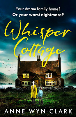 Whisper Cottage by Anne Wyn Clark book cover