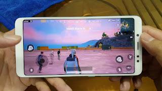 Xiaomi redmi note 5 main pubg