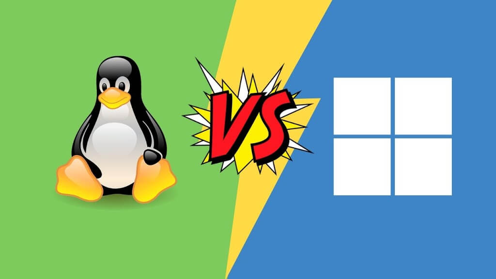Difference Between Linux and Windows Operating System