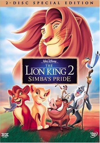 Ο Βασιλιάς των λιονταριών 2 / The Lion King 2 (1998) ταινιες online seires xrysoi greek subs