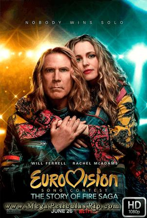 Festival De La Cancion De Eurovision: La Historia De Fire Saga [1080p] [Latino-Ingles] [MEGA]