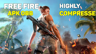 Free fire highly Compressed 50MB