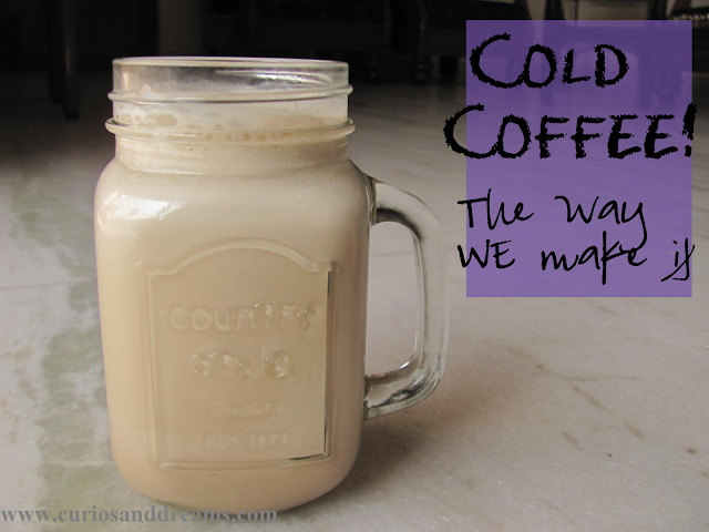 Cold Coffee, Cold Coffee recipe, easy Cold Coffee recipe