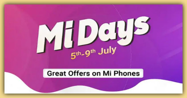 Best Gadgets 10 Smartphones Offers Mi Days Sale